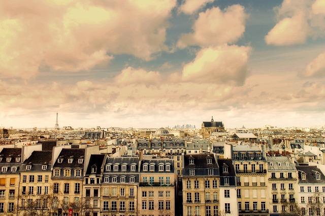 パリのアパート家賃が高すぎ