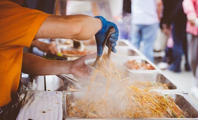 大人気グルメイベント「LE FOOD MARKET」の特別企画