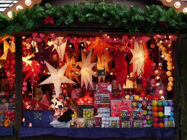 クリスマスに見逃せない観光地、ストラスブール