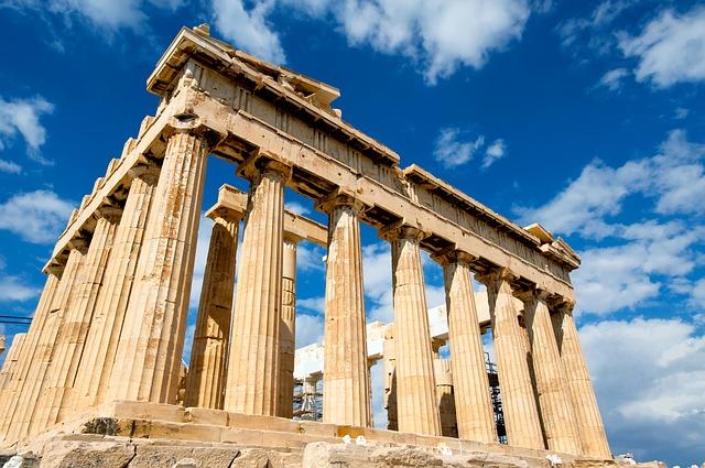 10月の海外旅行おすすめ先、ギリシャ
