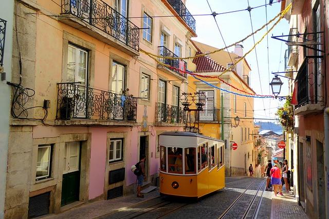 10月の海外旅行おすすめ先、ポルトガル
