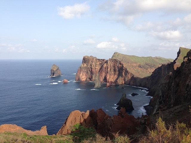 10月の海外旅行おすすめ先、マデイラ諸島
