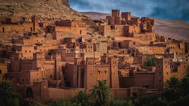 10月の海外旅行おすすめ先、モロッコ
