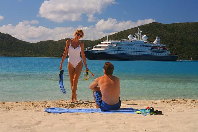 世界一高い豪華客船クルーズのお値段は?