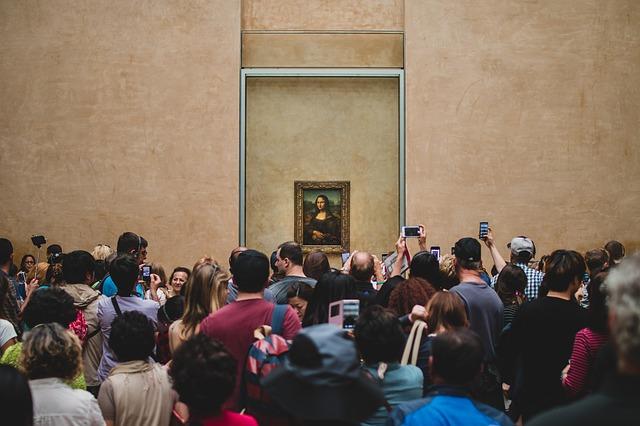 ルーブル美術館の予約は「ほぼ必須」モナリザへのアクセスは別予約が必要