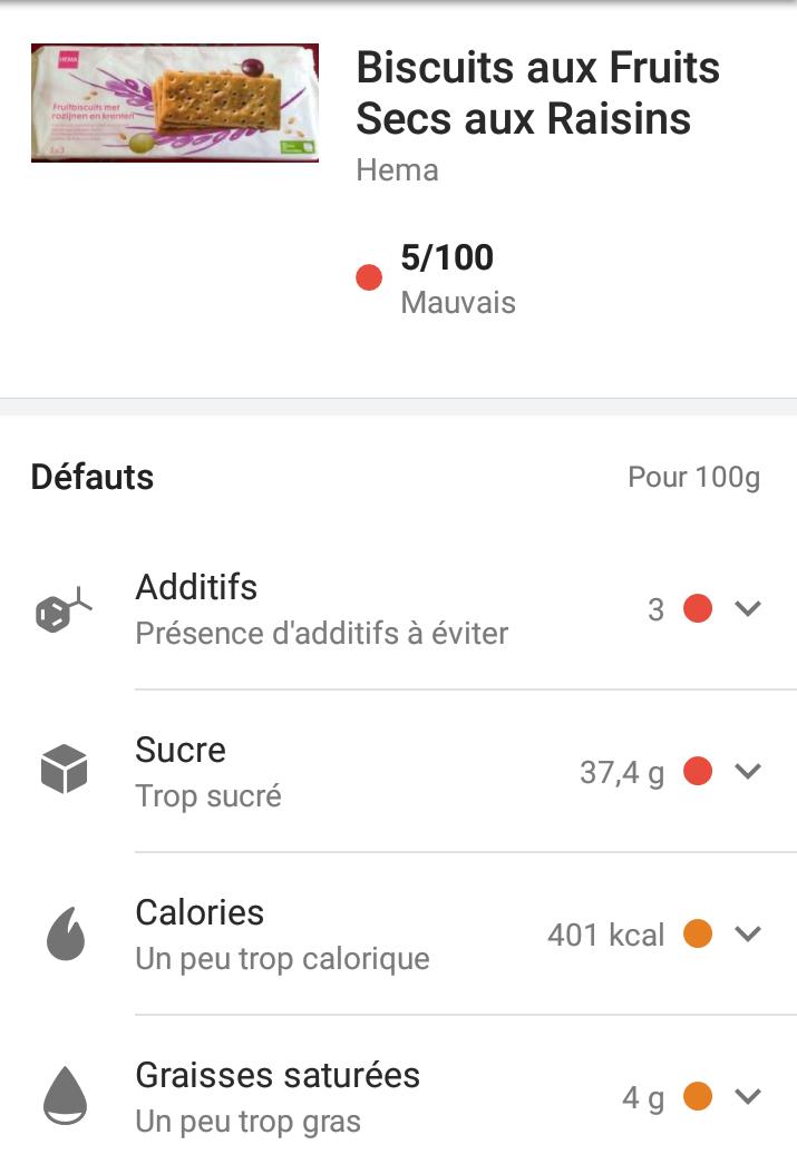 フランスの神アプリ「Yuka」
