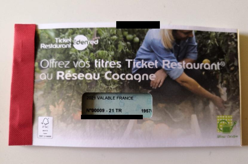 フランスのチケットレストラン(昼食補助)平均額は1日7,70ユーロ